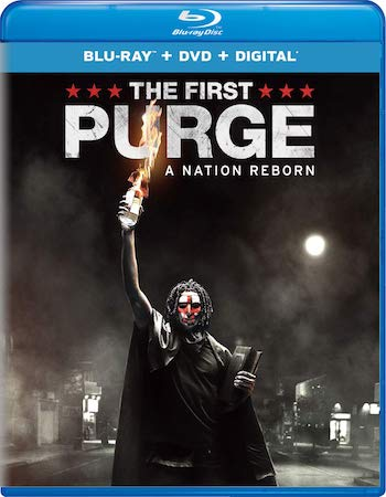 The First Purge 2018 Dual Audio Hindi Bluray Movie Download