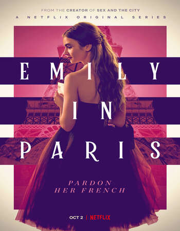 Emily in Paris 2020 Hindi Dual Audio Web-DL Full Netflix Season 01 Download