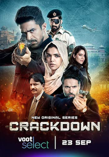 Crackdown S01 Hindi All Episodes Download
