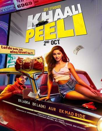 Khaali Peeli 2020 Hindi 720p HDRip ESubs