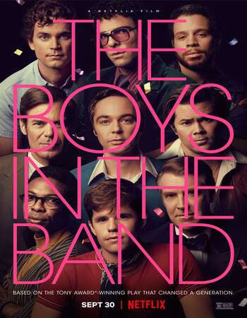 The Boys in the Band 2020 Full English Movie 720p Download