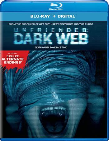 Unfriended - Dark Web 2018 Dual Audio Hindi Bluray Movie Download