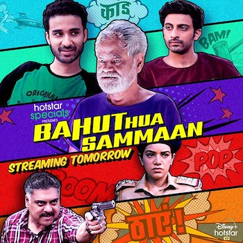 Download Bahut Hua Sammaan 2020 Hindi Full Movie hd 720p