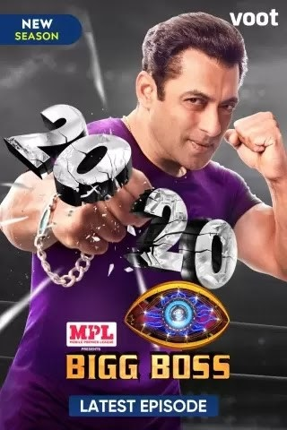 Bigg Boss 14 25th October 2020 720p 480p HDTV