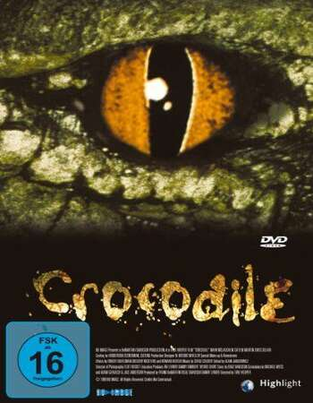 Crocodile 2000 Hindi Dual Audio 720p Web-DL ESubs