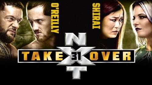WWE NXT TakeOver 31 4th October 2020 720p 600MB PPV WEBRip 480p