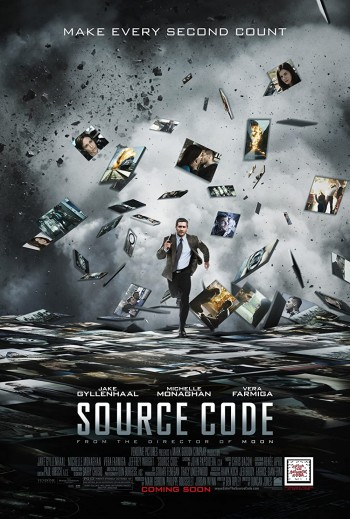 Source Code 2011 Dual Audio Hindi English BRRip 720p 480p Movie Download