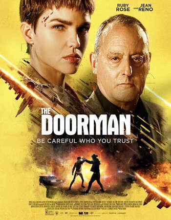 The Doorman 2020 English 720p BRRip 850MB ESubs