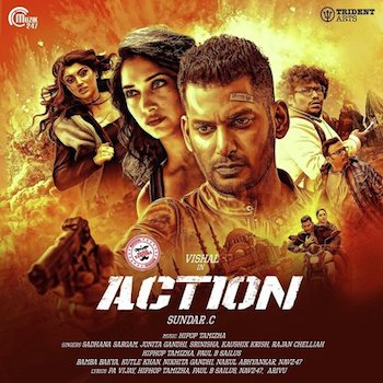 Action 2020 Hindi Dubbed 720p HDRip 1GB