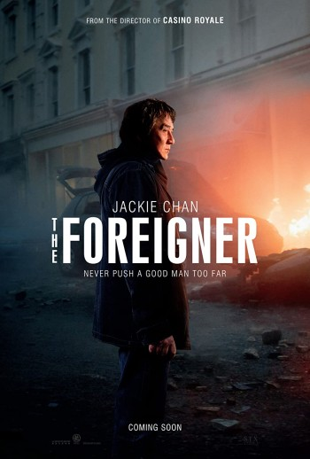 The Foreigner 2017 Dual Audio Hindi English BRRip 720p 480p Movie Download