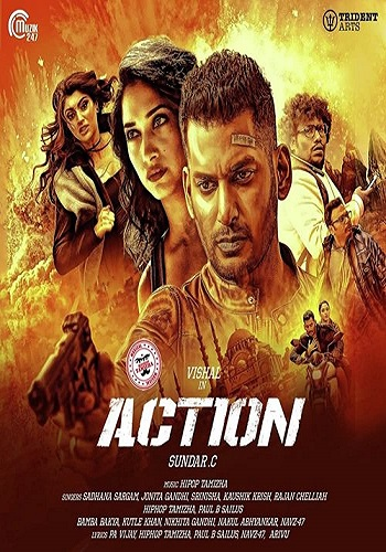 Action 2020 Hindi Dubbed Full Movie Download