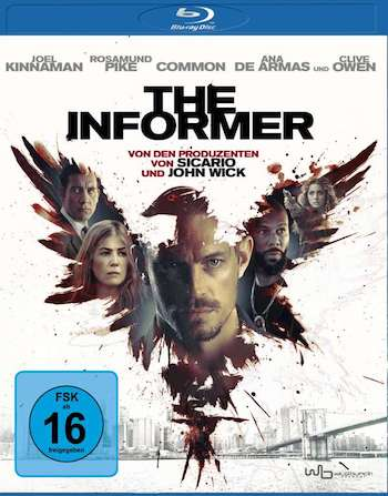 The Informer 2019 Dual Audio Hindi 720p BluRay 999mb