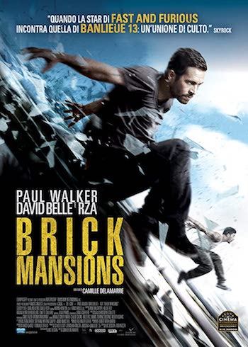 Brick Mansions 2014 Hindi Dual Audio 720p BluRay ESubs