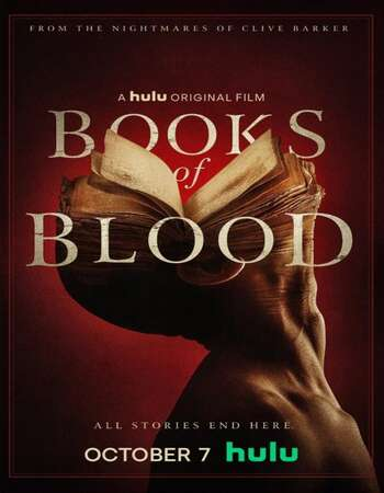 Books of Blood 2020 English 720p Web-DL 900MB ESubs