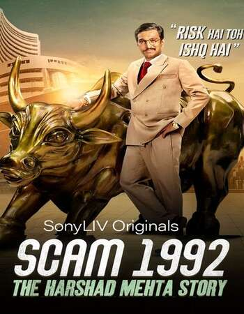 Scam 1992 The Harshad Mehta Story 2020 Full Season 01 Download Hindi In HD