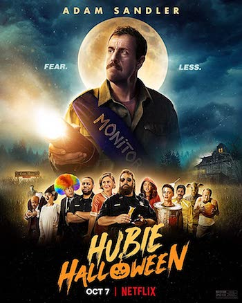 Hubie Halloween 2020 Dual Audio Hindi Movie Download