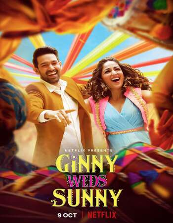 Ginny Weds Sunny 2020 Hindi 650MB HDRip 720p MSubs HEVC