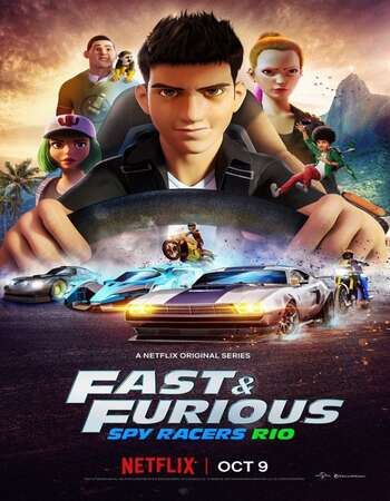 Fast And Furious Spy Racers S02 Complete Hindi Dual Audio 720p Web-DL MSubs