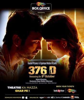 376 D (2020) Hindi 480p HDRip 350MB
