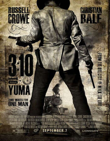 3:10 to Yuma 2007 Hindi Dual Audio BRRip Full Movie 480p Download
