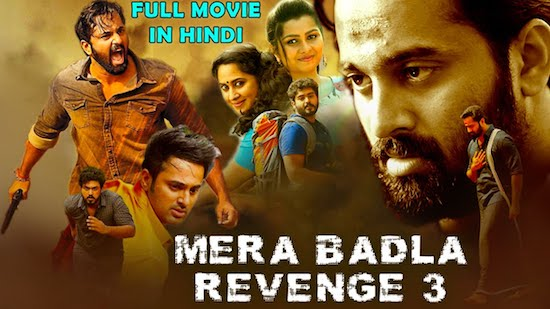 Mera Badla Revenge 3 (2020) UNCUT Hindi Dubbed 480p HDRip 400MB
