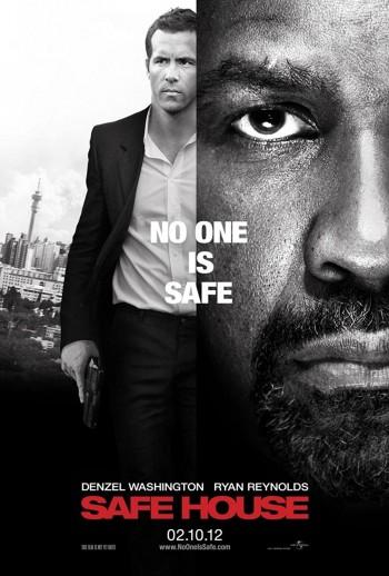 Safe House 2012 Dual Audio Hindi English BRRip 720p 480p Movie Download