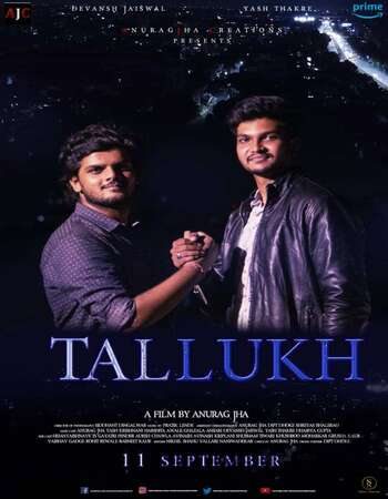 Tallukh 2020 Hindi 720p HDRip ESubs