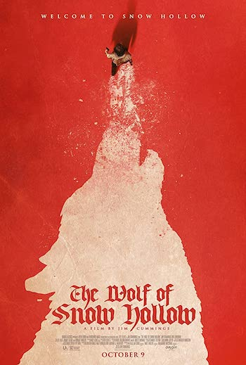 The Wolf of Snow Hollow 2020 English 720p WEB-DL 750 MB ESubs