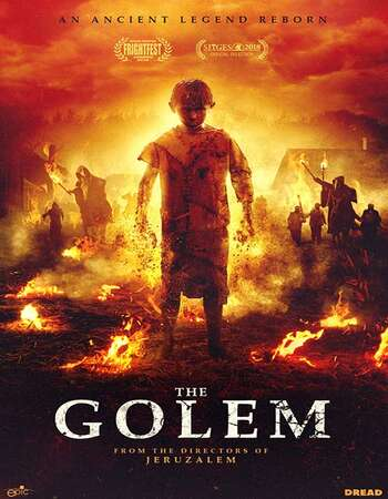 The Golem 2018 Hindi Dual Audio BRRip Full Movie Download