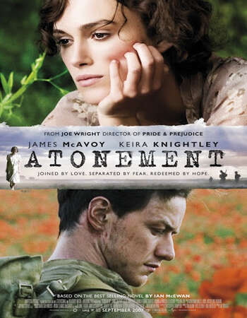 Atonement 2007 Hindi Dual Audio BRRip Full Movie Download
