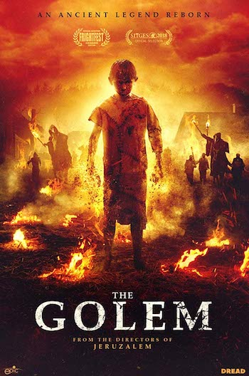 The Golem 2018 UNCUT Dual Audio Hindi 480p BluRay 300mb