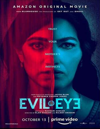 Evil Eye 2020 Hindi Dual Audio 500MB Web-DL 720p MSubs HEVC