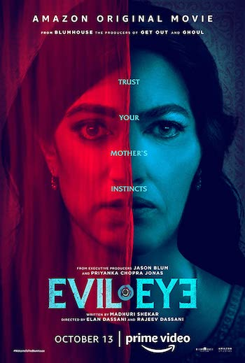 Evil Eye 2020 Dual Audio Hindi 480p WEB-DL 280mb