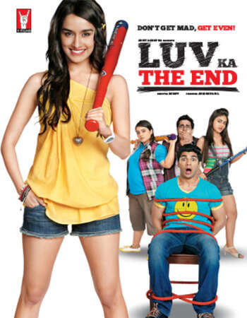 Luv Ka the End 2011 Hindi 720p HDRip x264