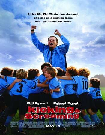 Kicking And Screaming 2005 Hindi Dual Audio 720p BluRay ESubs