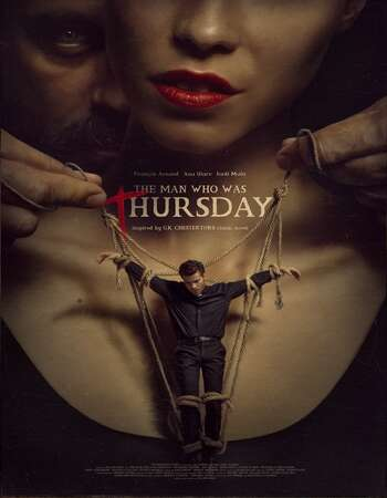 The Man Who Was Thursday 2016 Hindi Dual Audio 300MB BluRay 480p ESubs