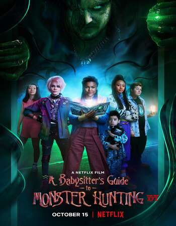 A Babysitters Guide to Monster Hunting 2020 Hindi Dual Audio 500MB Web-DL 720p MSubs HEVC