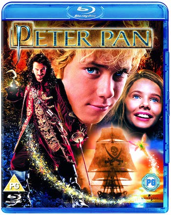 Peter Pan 2003 Dual Audio Hindi 480p BluRay 350MB