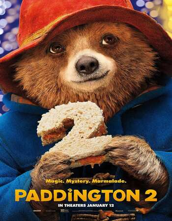 Paddington 2 2017 Hindi Dual Audio 720p BluRay ESubs