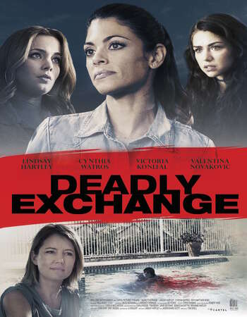 Deadly Exchange 2017 Hindi Dual Audio Web-DL Full Movie 480p Download
