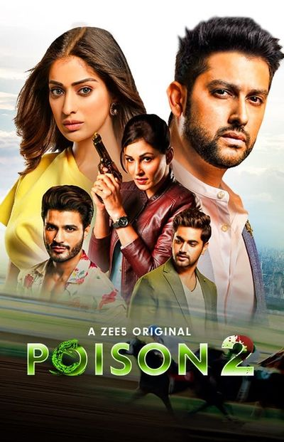 Poison 2020 Hindi Season 02 Complete 720p HDRip ESubs