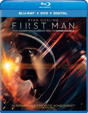 First Man 2018 BluRay 400MB Dual Audio In Hindi 480p