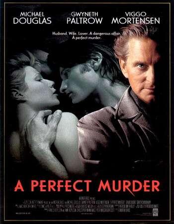 A Perfect Murder 1998 Hindi Dual Audio 300MB BluRay 480p