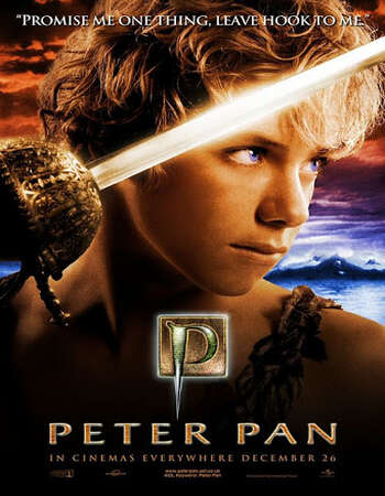 Peter Pan 2003 Hindi Dual Audio 720p BluRay x264