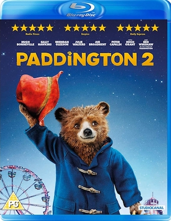 Paddington 2 (2017) Dual Audio Hindi 720p BluRay 990MB