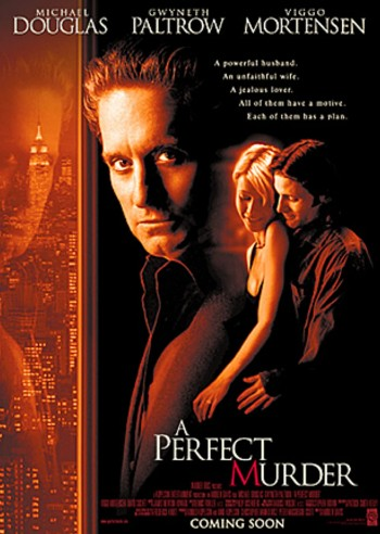 A Perfect Murder 1998 Dual Audio Hindi English BRRip 720p 480p Movie Download