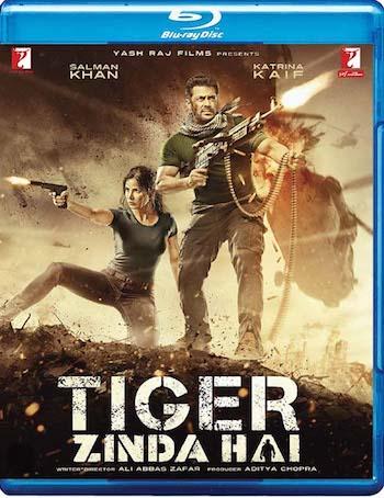 Tiger Zinda Hai 2017 Hindi Bluray Movie Download