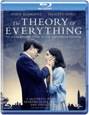 The Theory Of Everything 2014 Dual Audio Hindi 720p BluRay 1GB