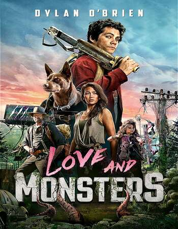 Love and Monsters 2020 English 350MB Web-DL 480p ESubs
