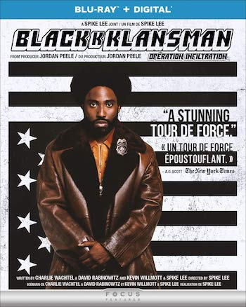 BlacKkKlansman 2018 Dual Audio Hindi 480p BluRay 400MB